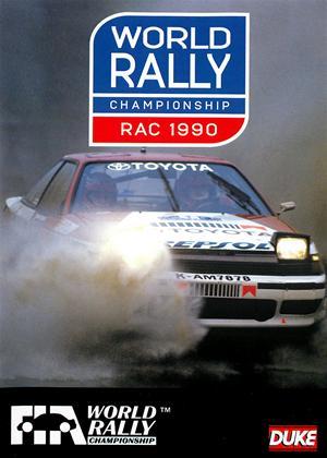 Rent RAC Rally: 1990 Online DVD Rental