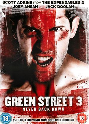 Rent Green Street 3: Never Back Down Online DVD Rental