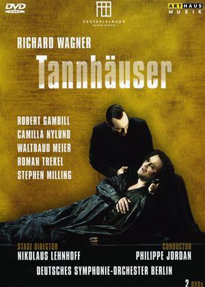 Rent Tannhauser: Festspielhaus, Baden Baden Online DVD Rental