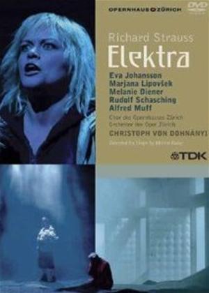 Rent Elektra: Opernhaus Zurich (Von Dohnany) Online DVD Rental