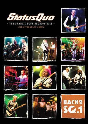 Rent Status Quo: The Frantic Four Reunion 2013 Online DVD Rental