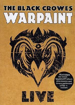 Rent The Black Crowes: Warpaint Live Online DVD Rental