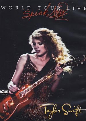 Rent Taylor Swift: Speak Now: World Tour Live Online DVD Rental