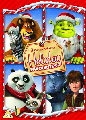 Rent DreamWorks Holiday Favourites Shorts Compilation Online DVD Rental