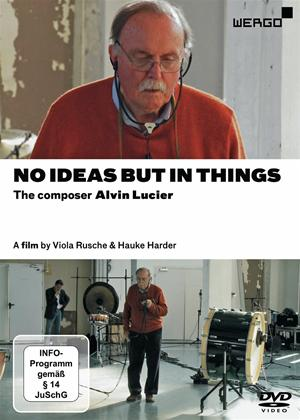 Rent Alvin Lucier: No Ideas But in Things Online DVD Rental