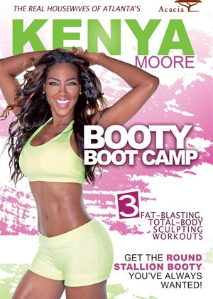Rent Kenya Moore: Booty Boot Camp Online DVD Rental