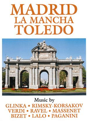 Rent A Musical Journey: Madrid, La Mancha, Toledo Online DVD Rental