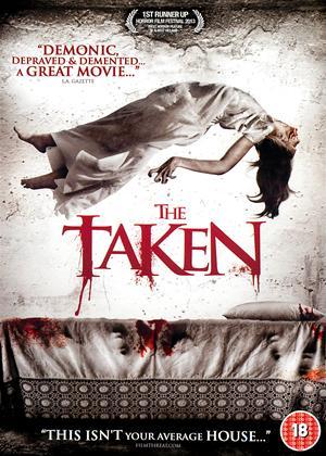 Rent The Taken (aka 4 Dead Girls: The Soul Taker) Online DVD Rental