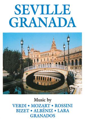 Rent A Musical Journey: Seville, Granada Online DVD Rental