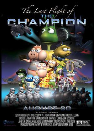 Rent The Last Flight of the Champion Online DVD Rental