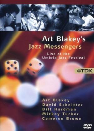 Rent Art Blakey's Jazz Messengers: Live at the Umbria Jazz Festival Online DVD Rental