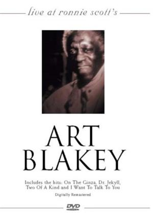 Rent Art Blakey and the Jazz Messengers: Live at Ronnie Scott's Online DVD Rental