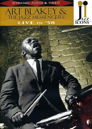 Rent Art Blakey and the Jazz Messengers: Live in '58 Online DVD Rental