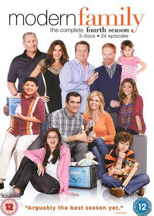 Rent Modern Family: Series 4 Online DVD & Blu-ray Rental