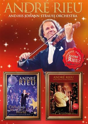 Rent Andre Rieu: Christmas Around the World/The Christmas I Love Online DVD Rental