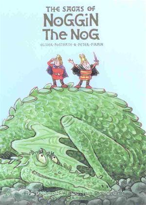 Rent Noggin the Nog: The Sagas of Noggin the Nog Online DVD Rental