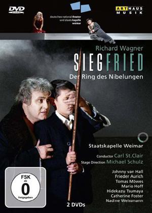 Rent Siegfried: Deutsches National Theater, Weimar Online DVD Rental