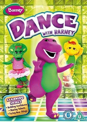 Rent Barney: Dance with Barney Online DVD Rental