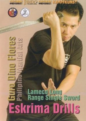 Rent Lameco Eskrima: Long Range Single Sword Online DVD Rental