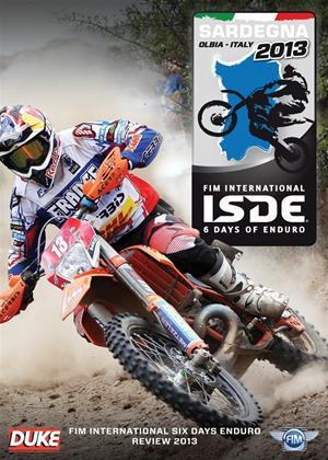 Rent ISDE 2013 Enduro International Online DVD Rental