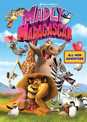 Rent Madly Madagascar Online DVD Rental