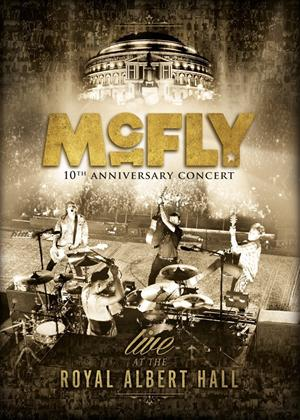 Rent McFly: 10th Anniversary Concert, Royal Albert Hall Online DVD Rental