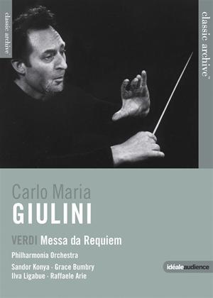 Rent Verdi: Messa Da Requiem Online DVD Rental