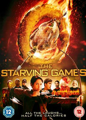 Rent The Starving Games Online DVD Rental
