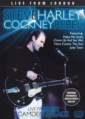 Rent Steve Harley and Cockney Rebel: Live from London Online DVD Rental