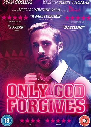 Rent Only God Forgives Online DVD Rental