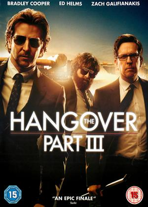 The Hangover: Part 3 Online DVD Rental