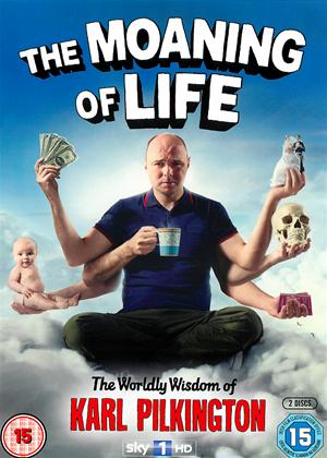 Rent The Moaning of Life: Series 1 Online DVD Rental