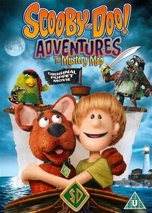 Rent Scooby-Doo! Adventures: The Mystery Map Online DVD & Blu-ray Rental