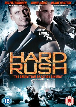 Rent Hard Rush (aka Ambushed) Online DVD Rental