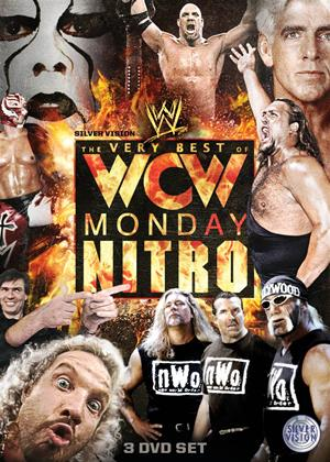 Rent WWE: The Very Best of WCW Monday Nitro Online DVD Rental