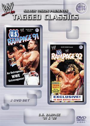 Rent WWE: US Rampage 1991/1992 Online DVD Rental