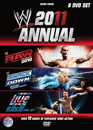 Rent WWE: 2011 Annual Online DVD Rental