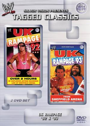 Rent WWE: UK Rampage 92/93 Online DVD Rental