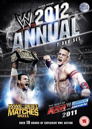 Rent WWE: 2012 Annual Online DVD Rental