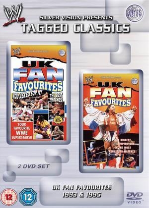 Rent WWE: Fan Favourites 1993/Fan Favourites 1995 Online DVD Rental