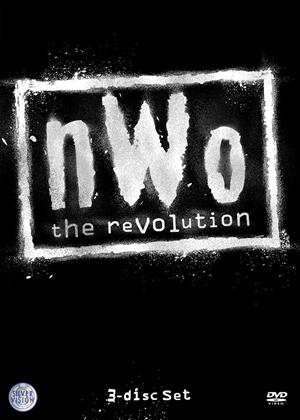 Rent WWE: NWO: The Revolution Online DVD Rental