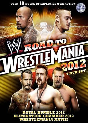 Rent WWE: The Road to Wrestlemania Online DVD Rental