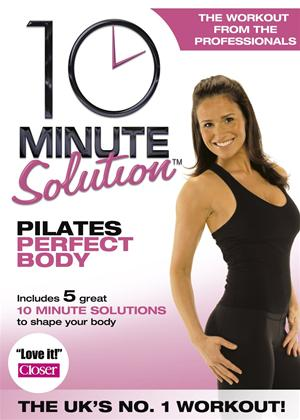 Rent 10 Minute Solution: Pilates Perfect Body Online DVD Rental