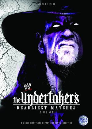 Rent WWE: Undertakers Deadliest Matches Online DVD Rental