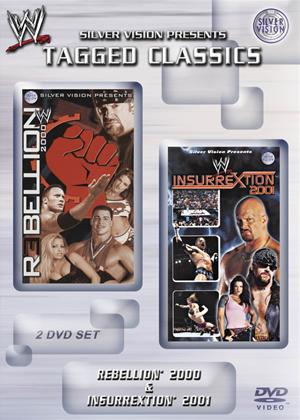 Rent WWE: Rebellion 2000 and Insurrextion 2001 Online DVD Rental