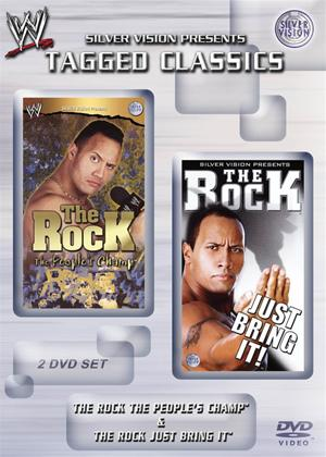 Rent WWE: The Rock: The People's Champion / Just Bring It! Online DVD Rental