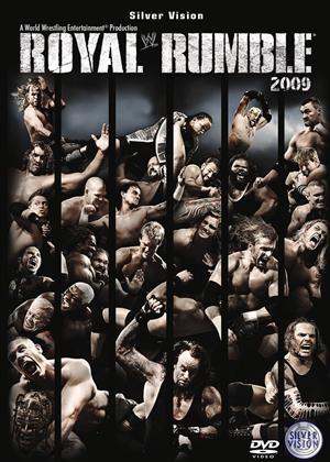 Rent WWE: Royal Rumble 2009 Online DVD Rental