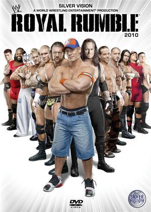 Rent WWE: Royal Rumble 2010 Online DVD Rental