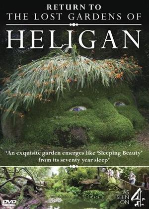 Rent Return to the Lost Gardens of Heligan Online DVD Rental