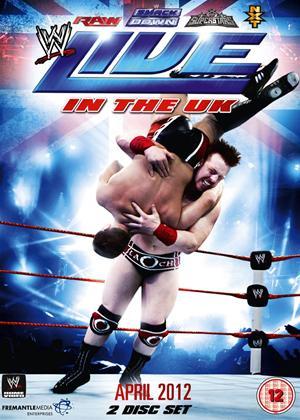 Rent WWE: Live in the UK: April 2012 Online DVD Rental